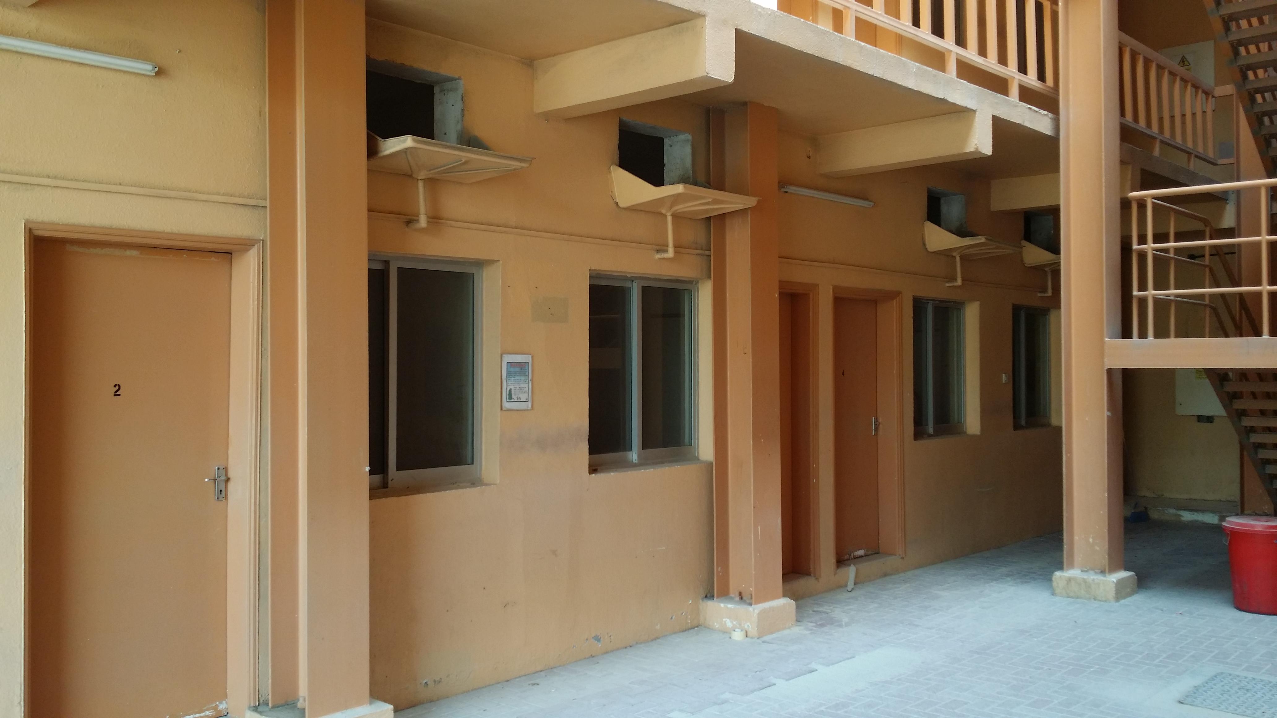 Cheapest rooms| 6 person| 1700 per month| Al Quoz