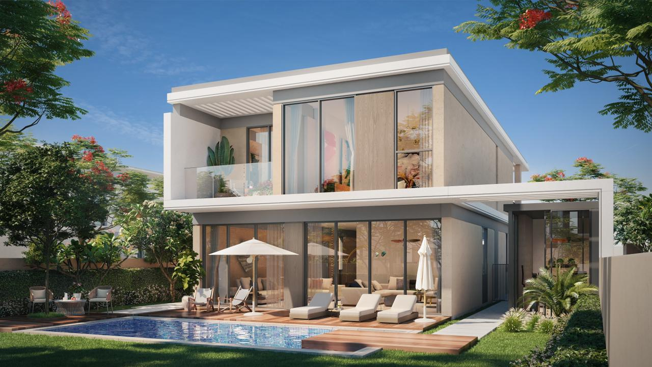 Luxury Standalone Villas/ 4 Beds with Garden Suite
