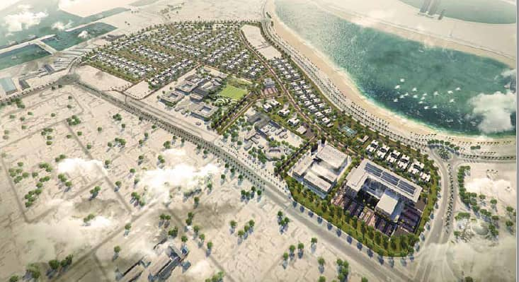 Residential plots for Villas at sea side High in demand