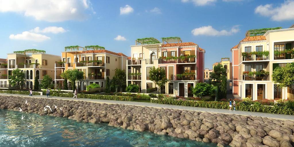 Luxury Beachfront villa with roof top Garden