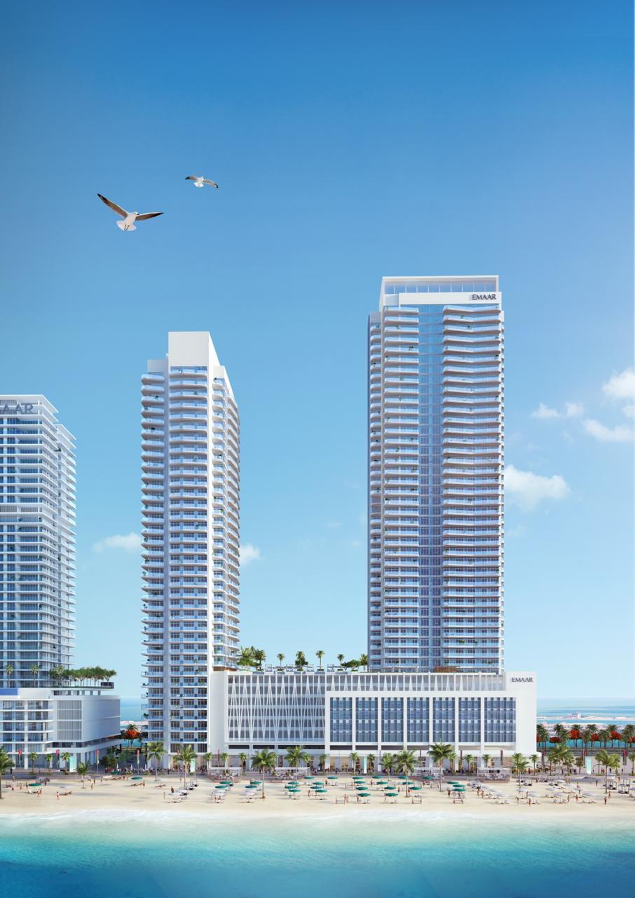Premium Beachfront Living - Holiday Homes by Emaar