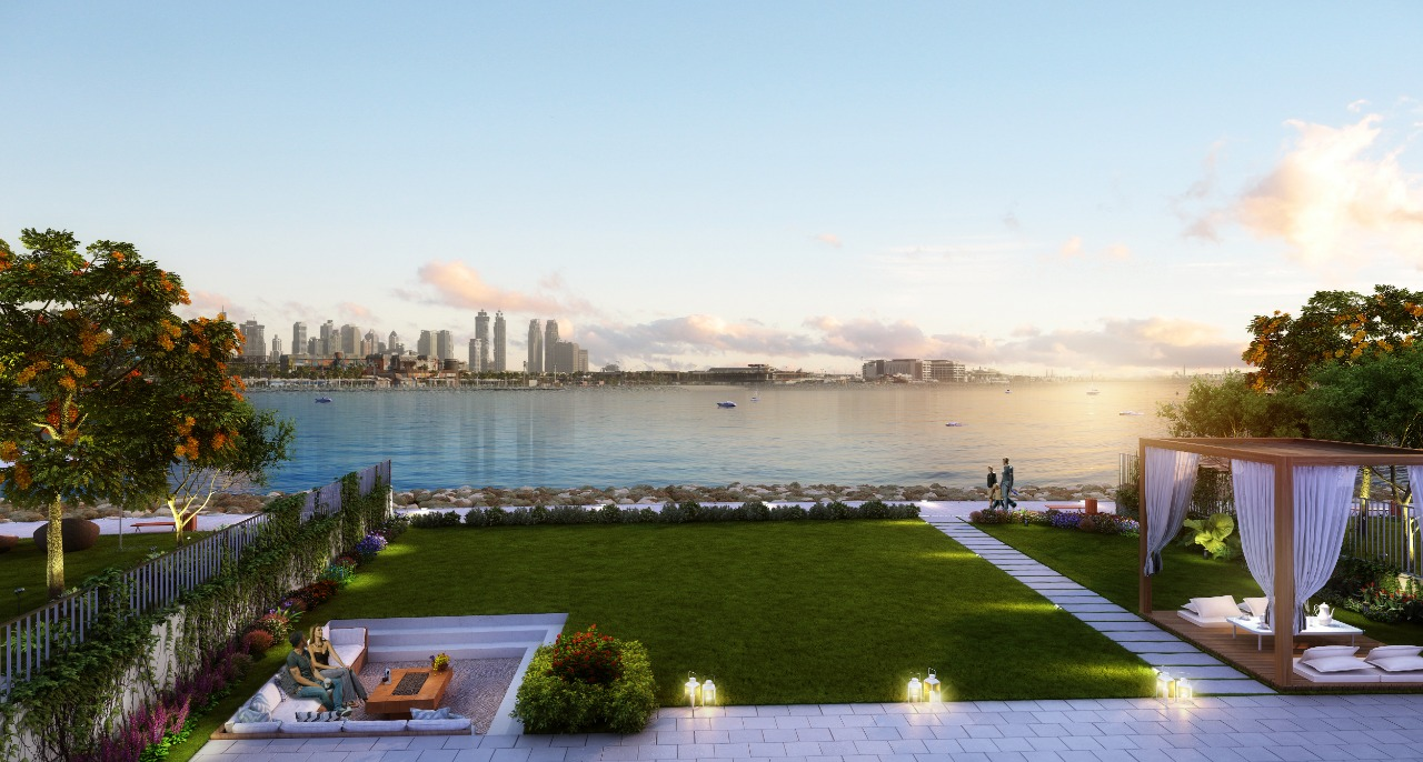 Villa 33 | Bigger Plot | Sea And Skyline View