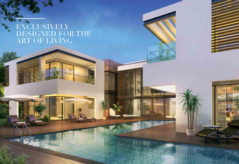 Nearest Custom built villa options from downtown