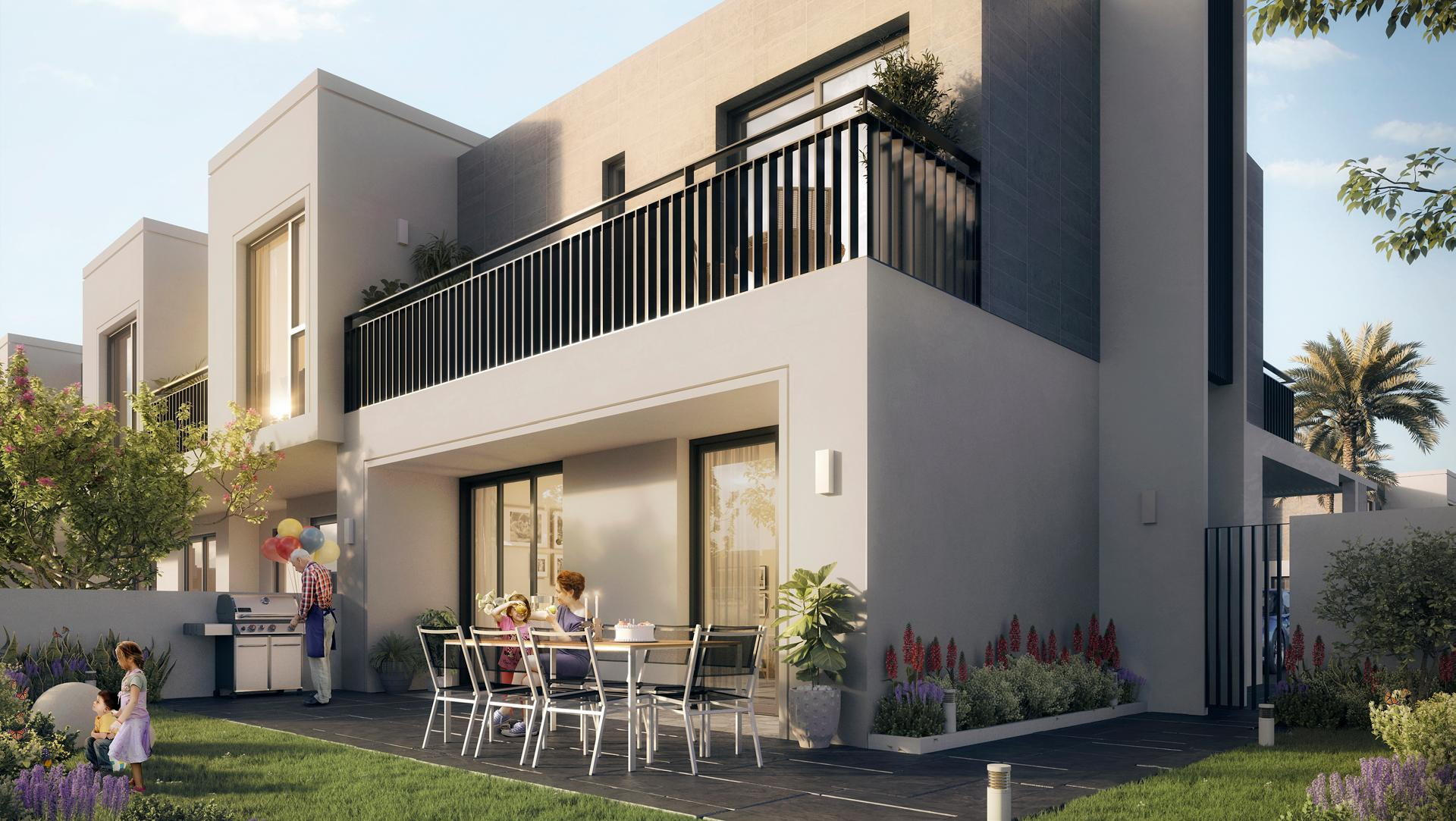 4Br Townhouse Close to Expo 2020 and Airport.