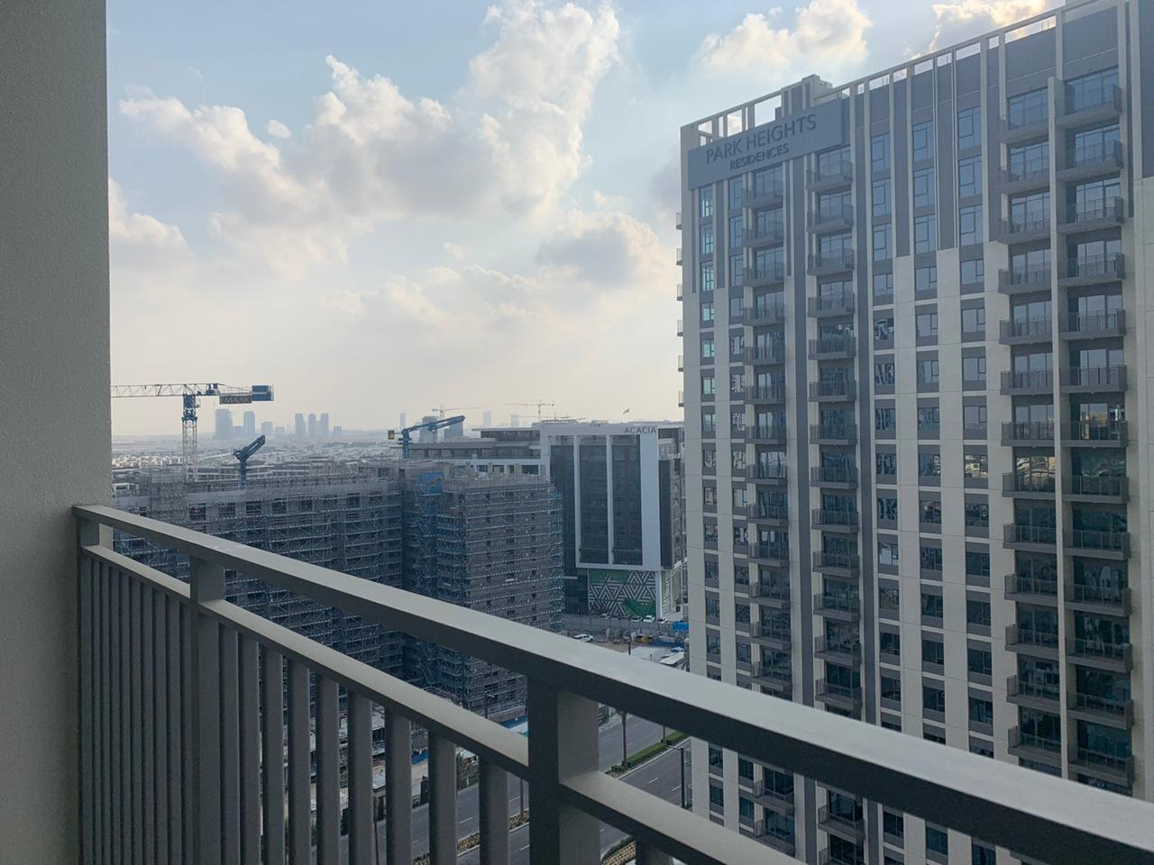 Brand new | High floor | City view | Vacant