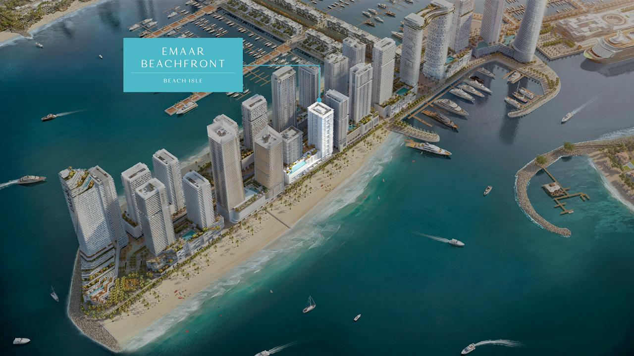 Full palm Jumeriah / sea view/ 2 beds with beac access