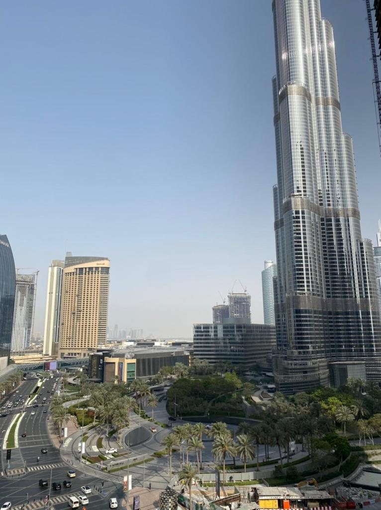 Consistent Rental Returns | Burj Khalifa View | 03