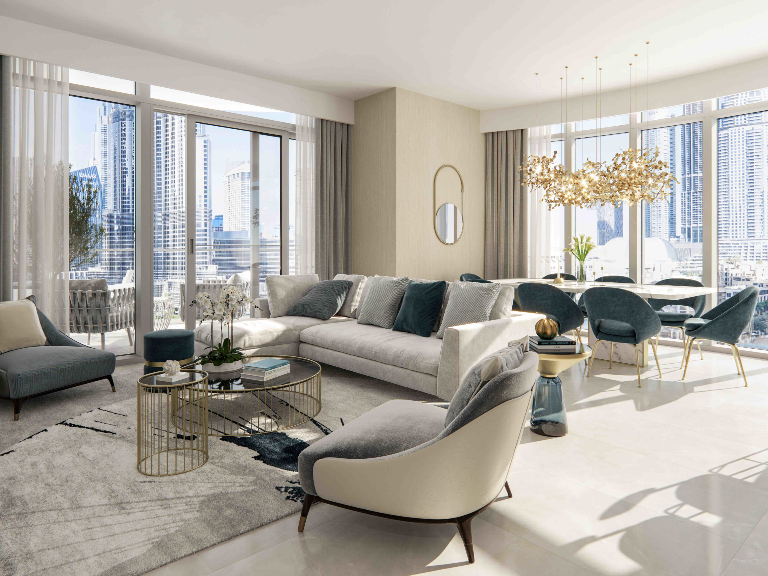 VIEWS OF THE BURJ AND OPERA I INVESTOR DEAL 2BED