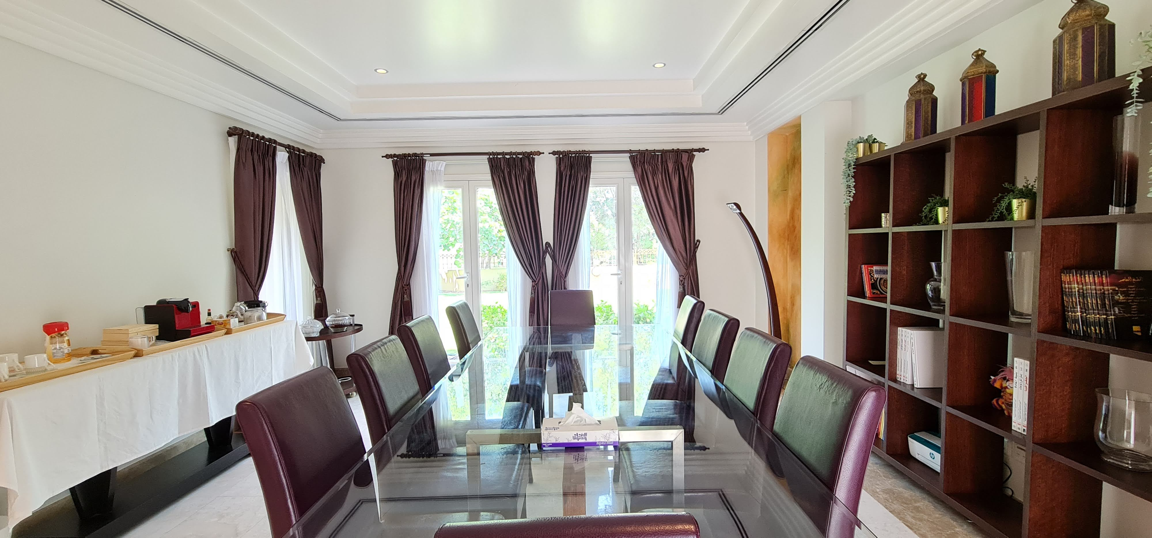 Fully Furnished 6BR Best Location Overlooking Lake