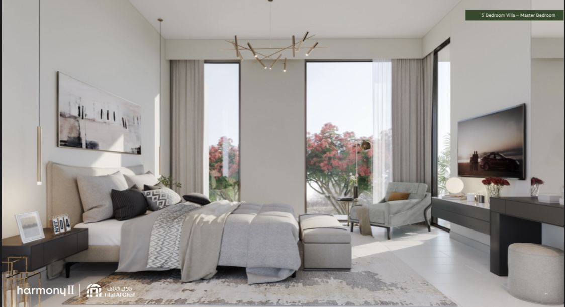 Premium 5 Bed Garden Suite Corner with Large Plot