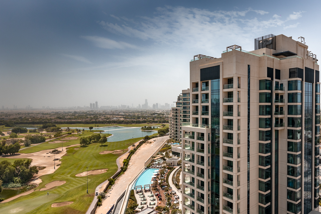 Penthouse | Golf Course View | Marina Skyline