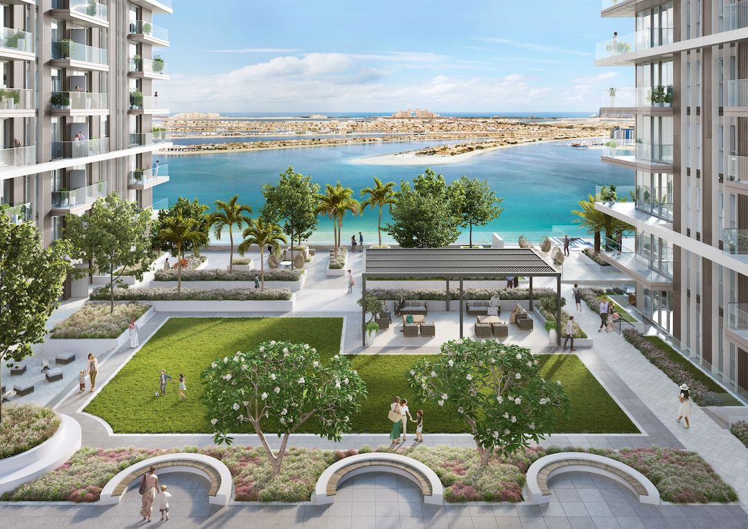 Emaar Beachfront Dubai Harbour