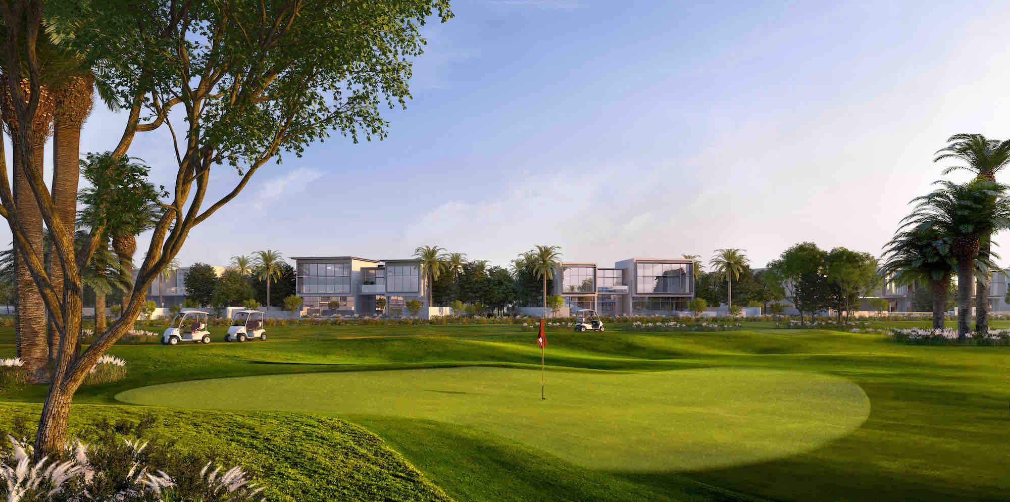 Golf Place Emaar Dubai