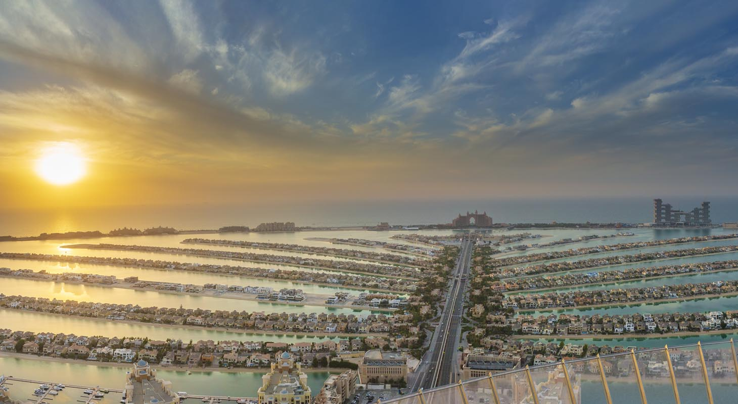 Palm Jumeirah Nakheel