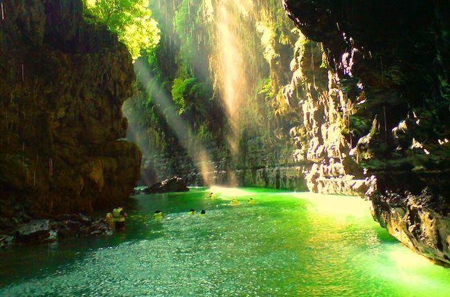 Green Canyon Indonesia (Pangandaran JaBar) 1