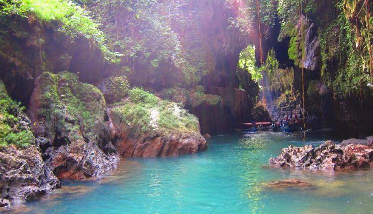Green Canyon Indonesia (Pangandaran JaBar) 2