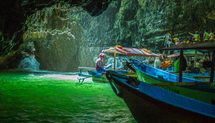 Green Canyon Indonesia (Pangandaran JaBar) 4