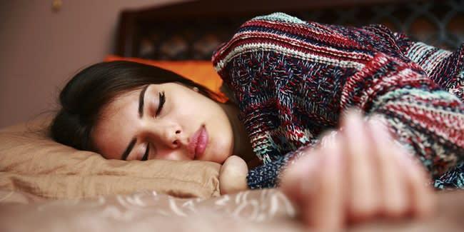 Resiko tidur setelah Makan Sahur