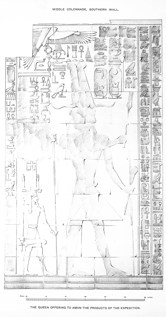 Benarkah Bengkulu Tanah Punt? Spt Cerita Kuil Hatshepsut 6