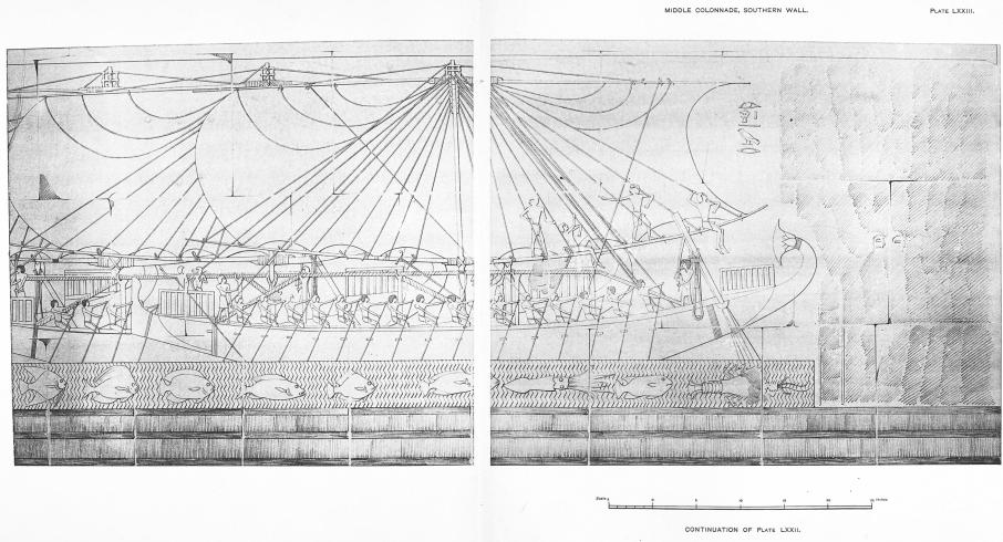 Benarkah Bengkulu Tanah Punt? Spt Cerita Kuil Hatshepsut 12