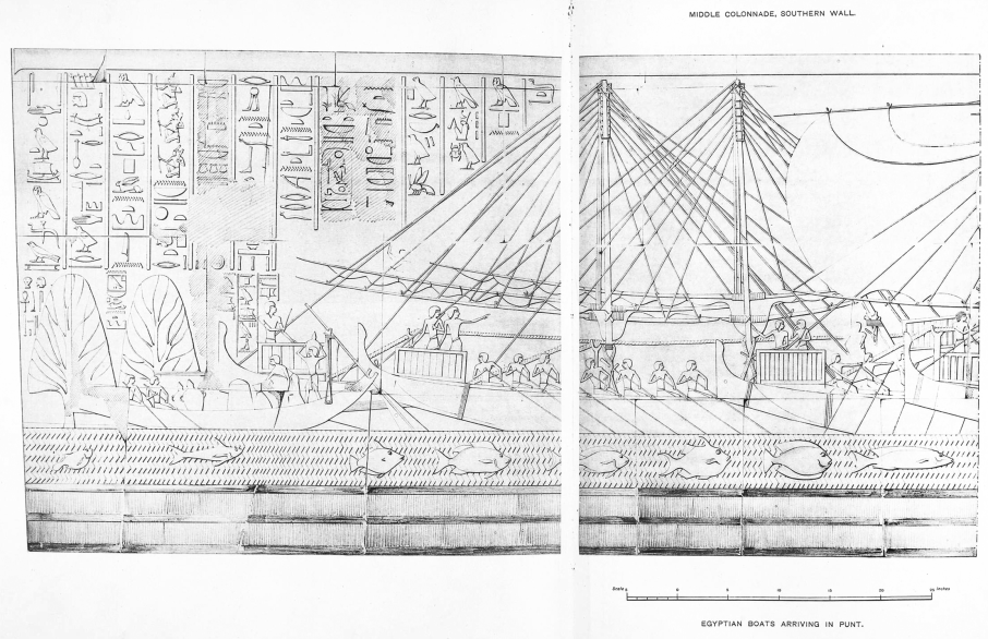 Benarkah Bengkulu Tanah Punt? Spt Cerita Kuil Hatshepsut 13