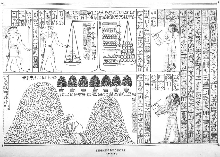 Benarkah Bengkulu Tanah Punt? Spt Cerita Kuil Hatshepsut 14