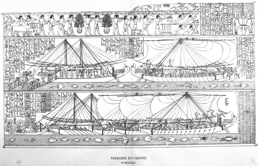 Benarkah Bengkulu Tanah Punt? Spt Cerita Kuil Hatshepsut 16