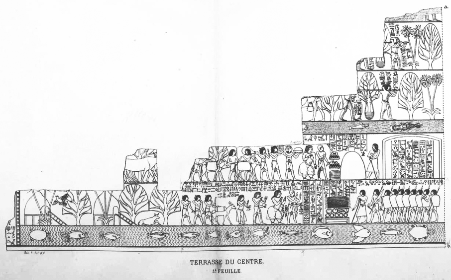 Benarkah Bengkulu Tanah Punt? Spt Cerita Kuil Hatshepsut 17