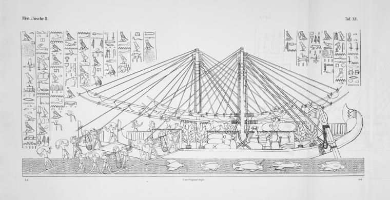 Benarkah Bengkulu Tanah Punt? Spt Cerita Kuil Hatshepsut 23