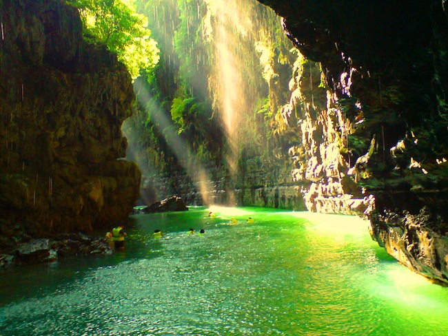 Green Canyon Indonesia