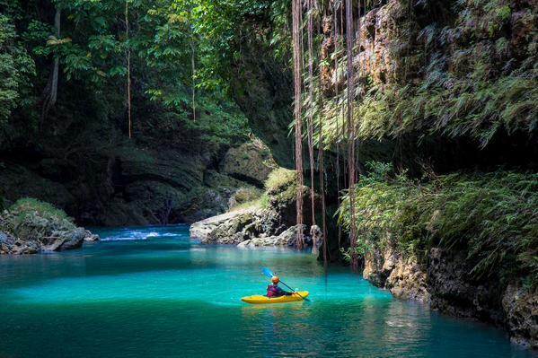 Green Canyon Indonesia (Pangandaran JaBar) 3