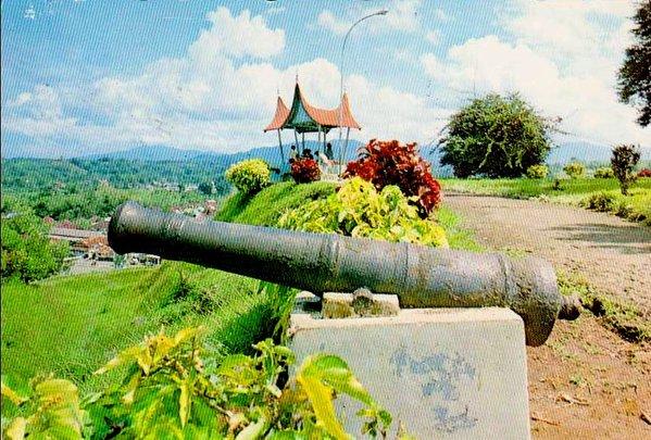 Potret Ranah Minang Tempo Dulu 13