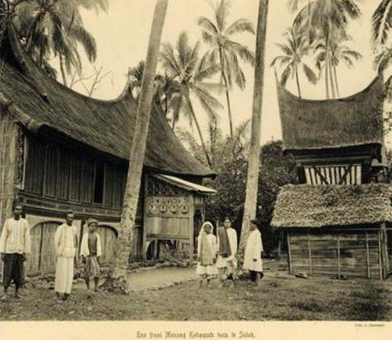 Potret Ranah Minang Tempo Dulu 19