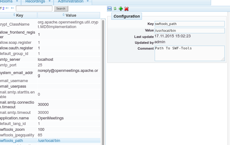 Cara Install OpenMeeting di Ubuntu Linux 1