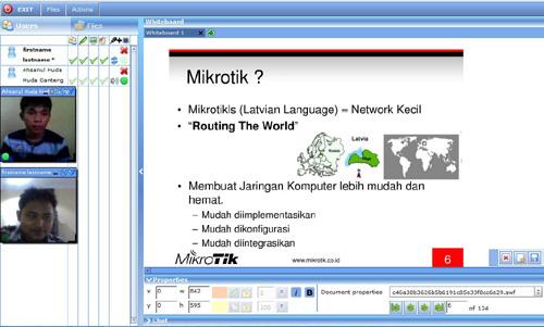 Cara Install OpenMeeting di Ubuntu Linux 2
