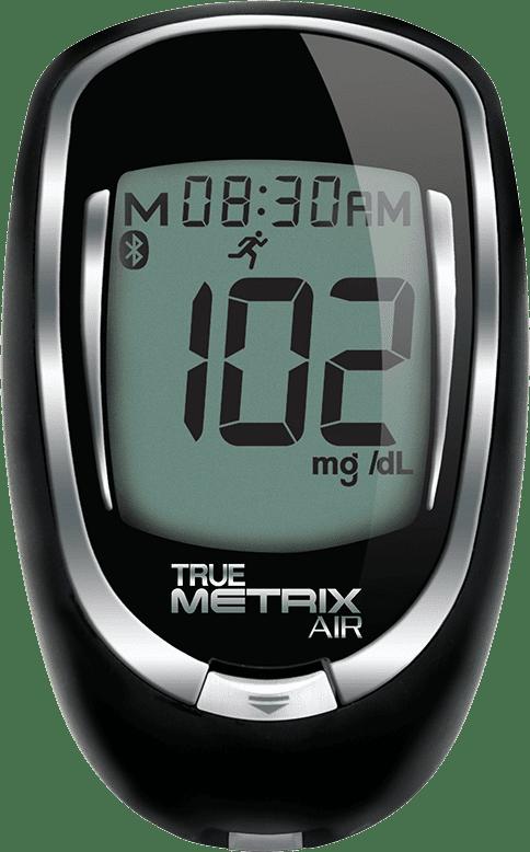 TrueMetrix Air Glucose Meter