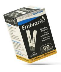 Embrace Test Strips