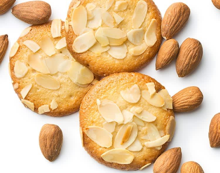 Diabetic-Almond-Shortbread-Cookies