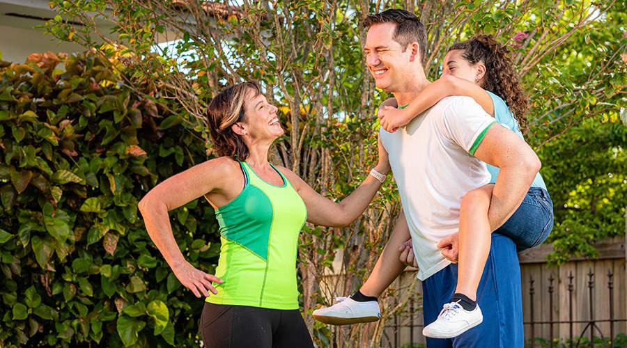 family-combats-diabetes-through-exercise