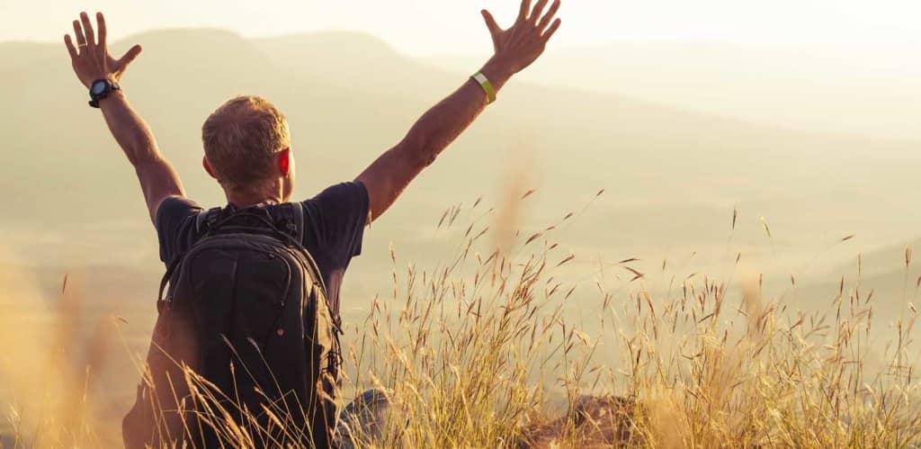 Motivational-outdoor-stress-release