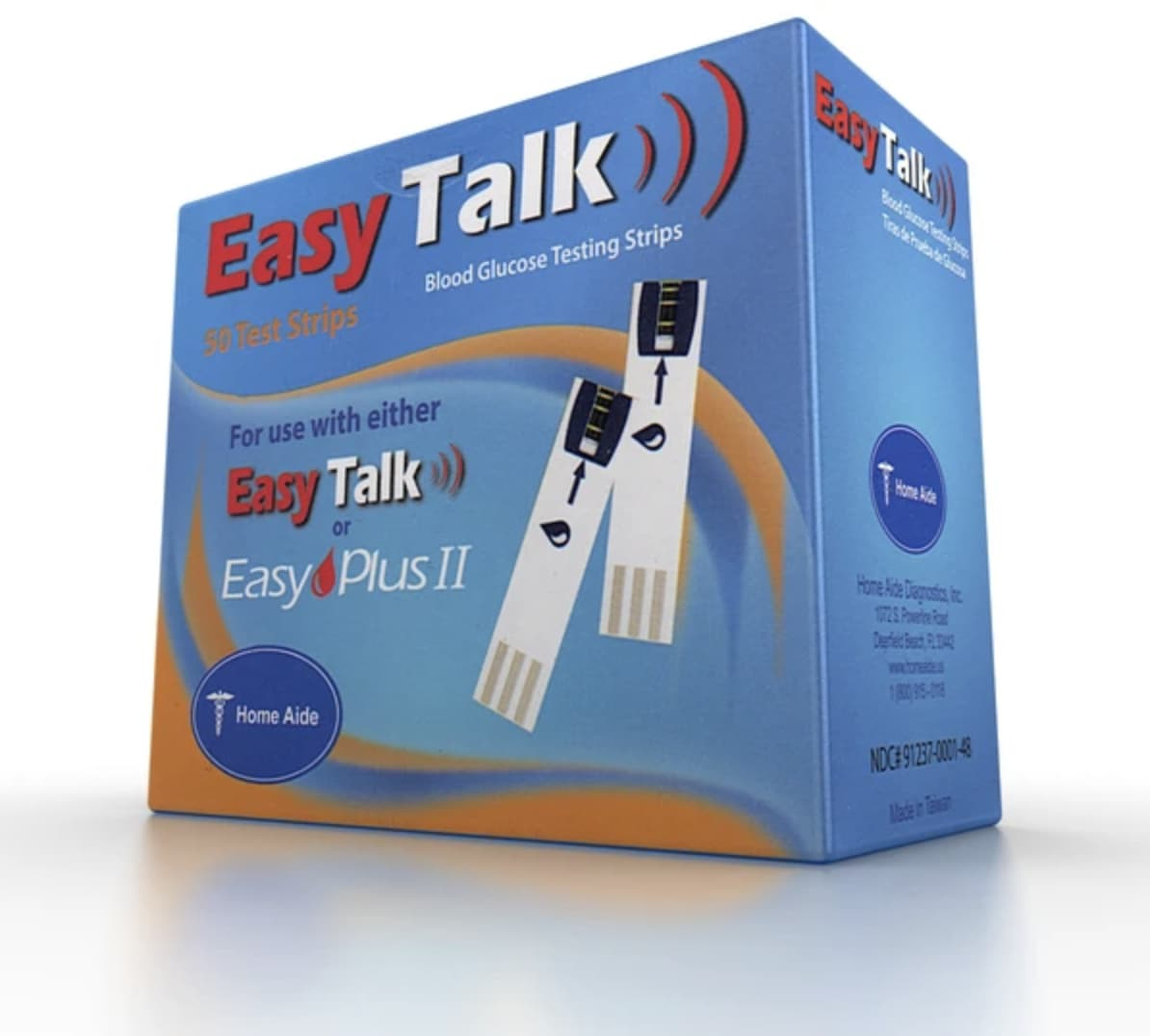 Easy Talk Strips