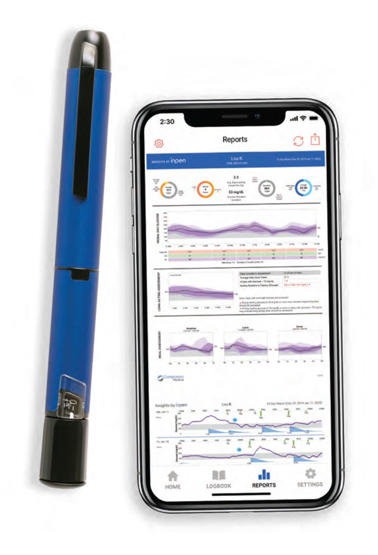 InPen - Smart Insulin Pen