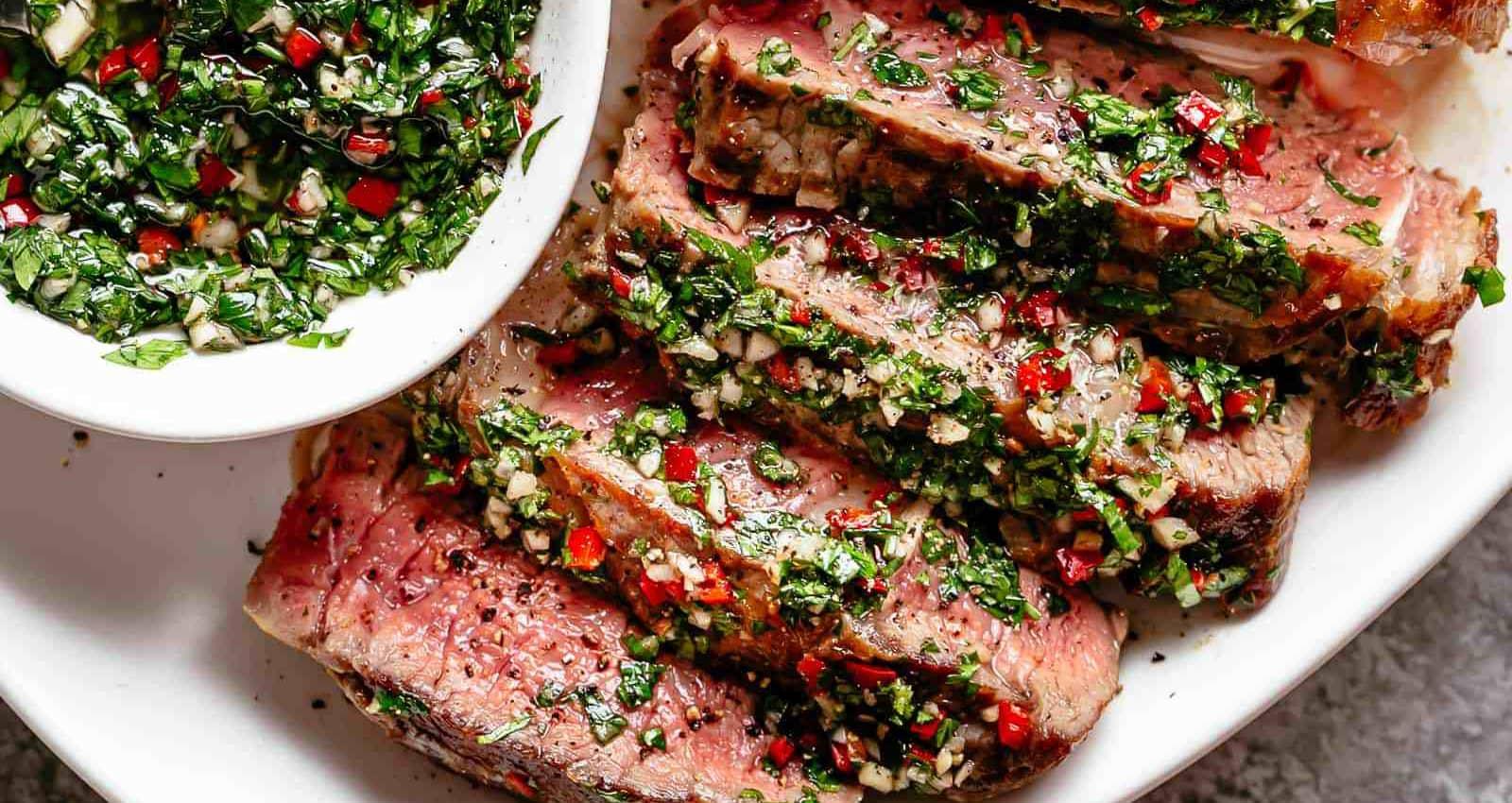 Steak-Chimichurri