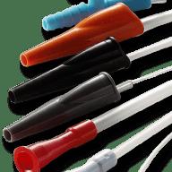 Plastic Catheters