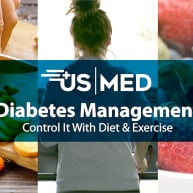 Control Diabetes with Diet and Exercise