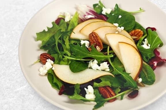 Winter-Salad-With-Red-Wine-Vinaigrette-Recipe