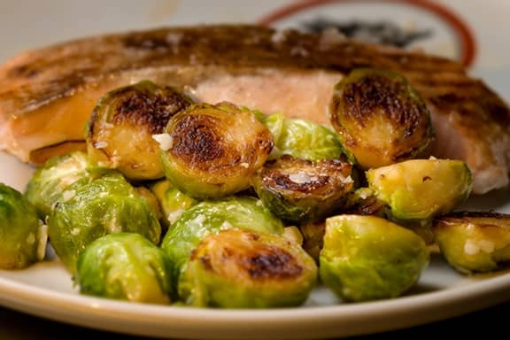 Roasted-Salmon-Brussels-Sprouts-Diabetes-Recipe