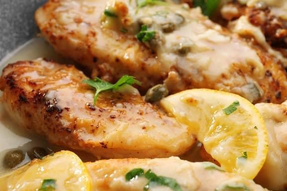 healthy-lemon-chicken-piccata