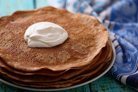 Diabetes-Safe-Chocolate-Protein-Pancakes