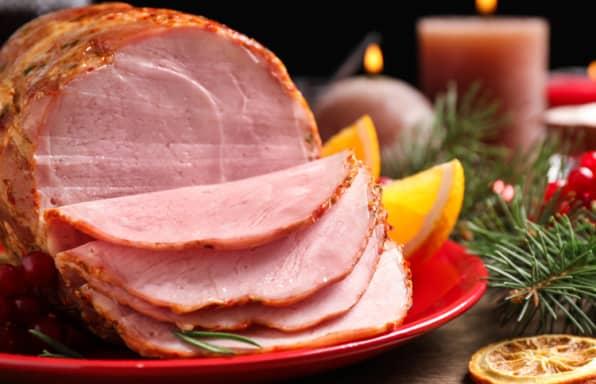 Orange Glazed Ham Recipe